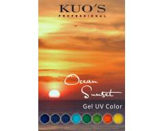 Gel UV Cor 15ml: Colecção Ocean Sunset