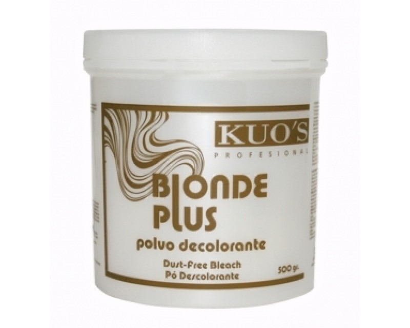 Descolorante Blonde Plus 500gr. Kuo's