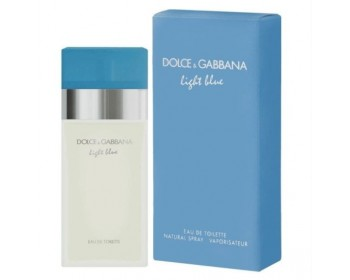 LIGHT BLUE edt vapo 50 ml