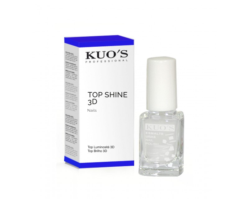 Top Shine 3D Unhas Kuo's