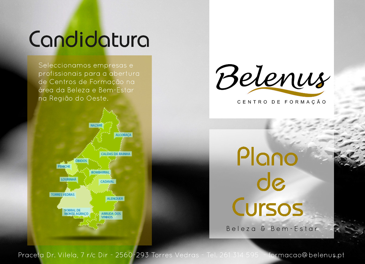 Plano de Cursos Belenus