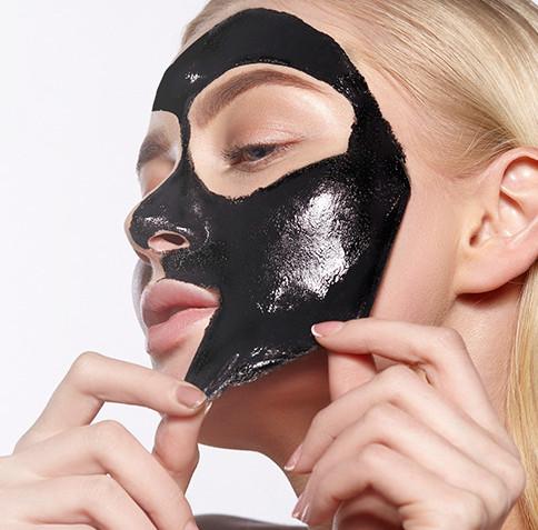 Máscara de Carbono Activo