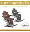 PROMO: Cadeira de Barbeiro Clássica