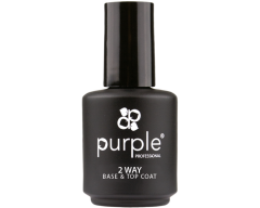 Base e Top-Coat 2Way 15 ml
