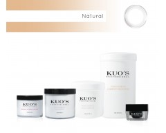 Pó Acrílico de Construção - Natural Kuo`s