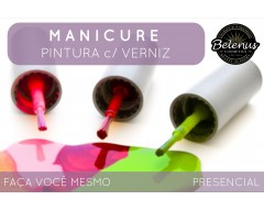 Workshop Manicure e Pintura com Verniz