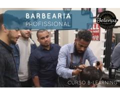 Curso Profissional de Barbearia: B-Learning