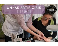 Curso Sistemas de Unhas Artificiais: E-Learning