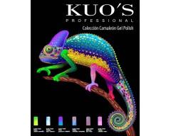 Gel-Polish Kuo`s - Colecção Camaleão
