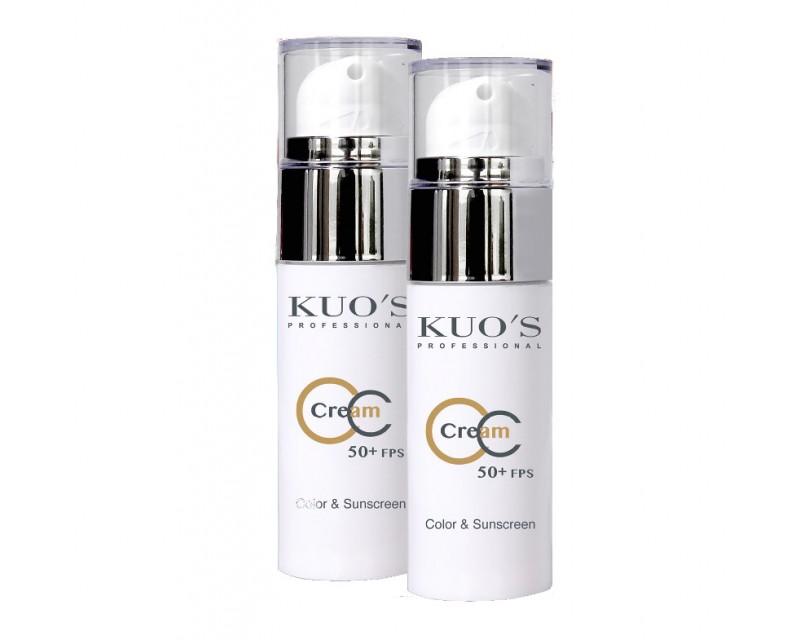 Creme CC FPS50+ Kuo`s 30ml