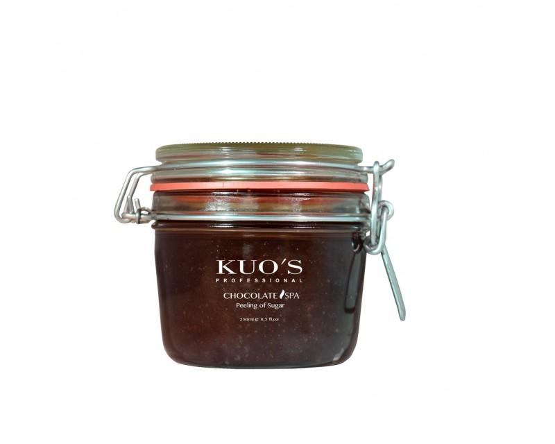 Peeling de Açucar com Chocolate 250ml